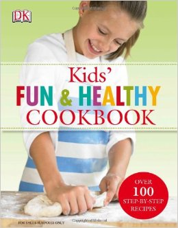 Kids Fun & Healthy Cookbook, a family favourite!