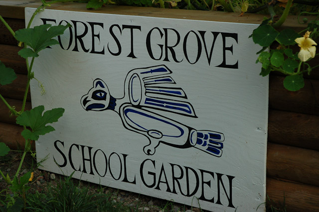 Forest Grove Garden Project
